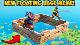 *FLOATING BASE* MEME IS BACK!! (EPIC) - Funny Fortnite Fails and WTF Moments! #967