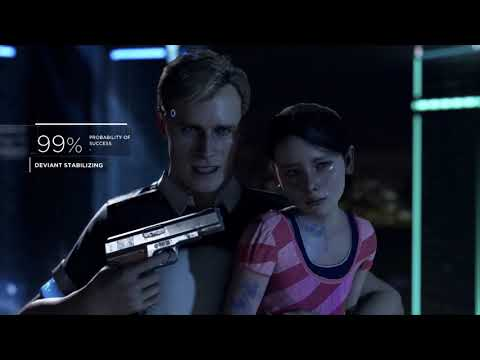 Detroit Become Human   Part 1  Hello Connor (Egyptian Gamer Playthrough with English commentary)