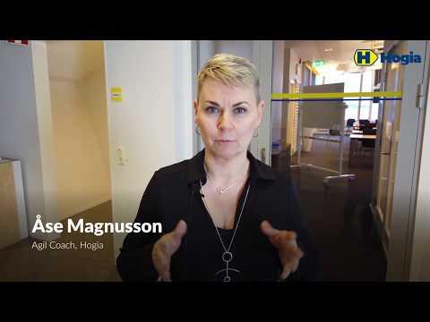 Åse Magnusson om Agilt Ledarskap