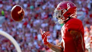 Alabama WR DeVonta Smith 2019 Highlights 🐘 ᴴᴰ