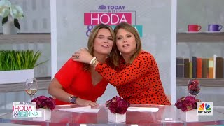 Jenna Bush Hager Shares Touching Interaction With Her Daughter And New Church Friend | TODAY