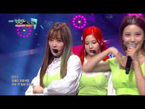 Tic Toc -네온펀치(NeonPunch) [뮤직뱅크 Music Bank] 20190315