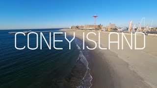 Coney Island Aerial Tour
