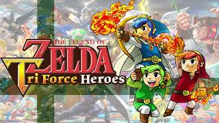 Main Theme - The Legend of Zelda: Tri Force Heroes OST