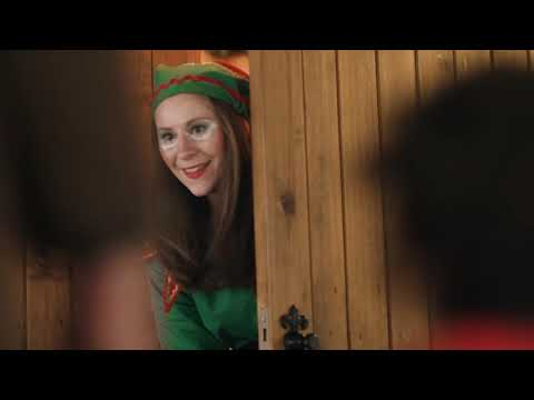 Center Parcs Longford Forest Winter Wonderland 30 second advert