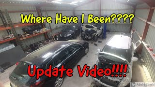 Why Haven't I Been Uploading? Well It's Time To Update You All!!!!