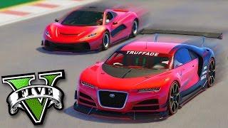GTA V Online: TESTE de VELOCIDADE NERO Vs. X80 Vs. T20!!