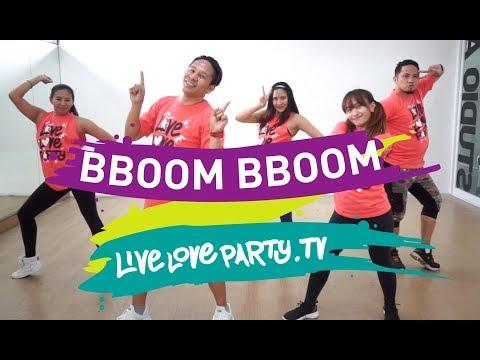 Bboom Bboom by Momoland   Live Love Party™   Zumba®   Dance Fitness   Kpop