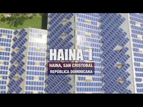 Alusín Solar | Ingrap | Instalación proyecto Haina I