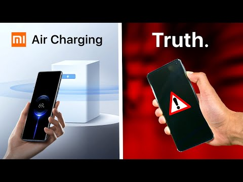 """The Truth about Xiaomi """"Air Charging"""""""