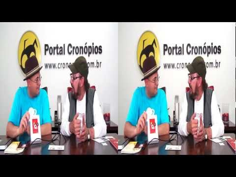 Videocast com Ulisses Tavares