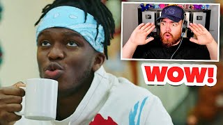 RANDOLPH REACTS to KSI - HOLIDAY [Official Music Video]