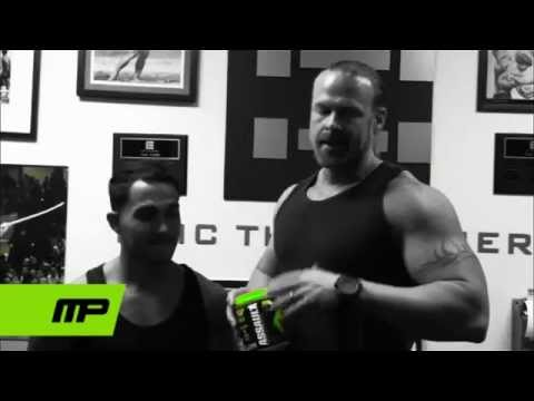 Doug Hall & Carlos Pena on MusclePharm Assault