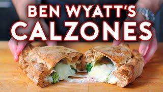 Binging with Babish: Ben Wyatt's Calzones from Parks & Rec