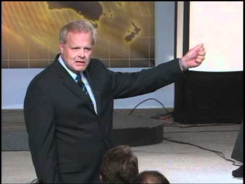 Peter Youngren teaching: ''Jesus and His Church Today''
