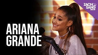 Ariana Grande Talks Sweetener, Pete Davidson & Nicki Minaj