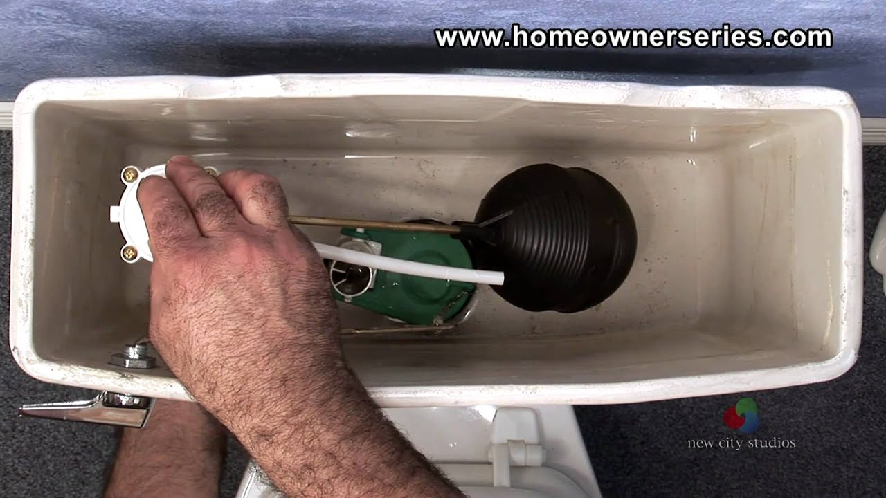 How To Fix A Toilet Ball Cock Supply Valve Replacement
