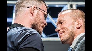 UFC 217: Pre-fight Press Conference