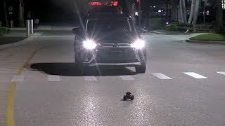 RC Cars in Traffic!