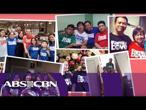 Family Is Love: Maraming Salamat mga Kapamilya!