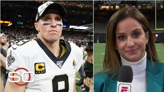 New Orleans Saints are crushed, shocked after loss vs. Minnesota Vikings - Russini   SportsCenter