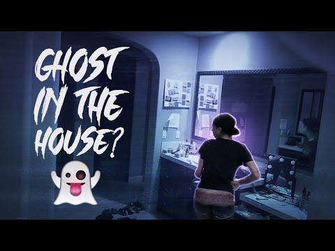 PRANK THERE'S A GHOST IN MY HOUSE! *TERRIFIED* | THE DAVID'S DEN