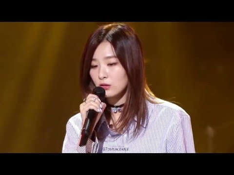 [FANCAM] 슬기(seulgi) - I have nothing