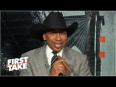'Southern Stephen A.' reacts to the Cowboys' Thanksgiving Day loss | First Take