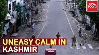Modi's Naya Kashmir : Complete Shutdown In Jammu Border Towns, Communication Lines Still Down