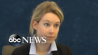 Ex-Theranos CEO Elizabeth Holmes says 'I don't know' 600+ times in depo tapes: Nightline Part 2/2