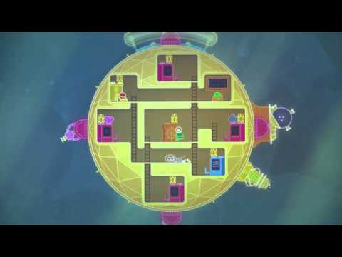 Lovers in a Dangerous Spacetime | PS4