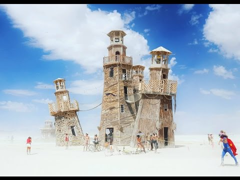 Burning Man 2016: Davinci's Workshop