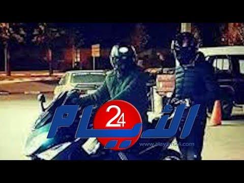 بالفيديو...إلقاء القبض على قتلة ضحية هجوم مقهى مراكش