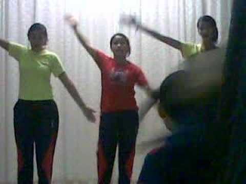 coreografia el poder de Dios..