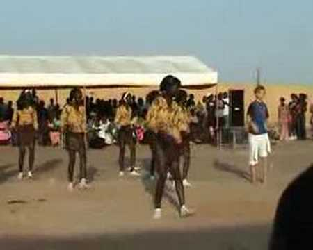 Senegal Dance