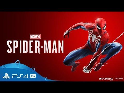 Marvel S Spider Man Ps4 Games Playstation