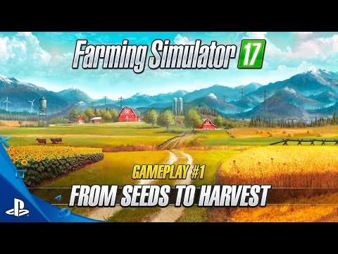 Farming Simulator 17 Video Screenshot 2