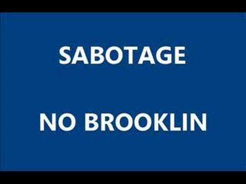 Baixar Sabotage - No Brooklin
