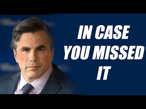 In Case You Missed Tom Fitton's LATEST Video Weekly Update...Deep State Targeting of Trump Family?