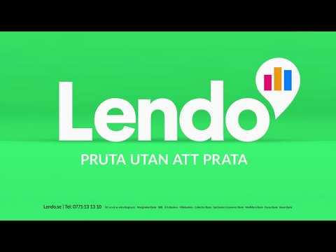 Lendo TV-reklam sommar 2018