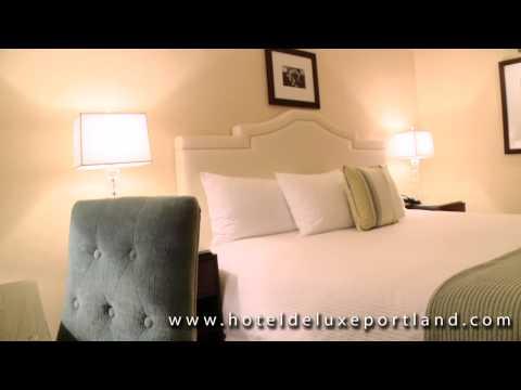 King deLuxe Hotel Room - Hotel deLuxe Portland
