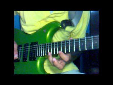 Todopoderoso rojo- tutorial guitarra