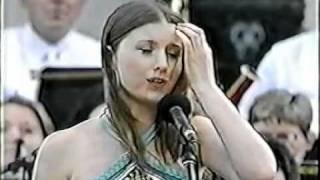 Ave Maria (Gounod) - Hayley Westenra - Wisconsin 2004 (1 of 8)