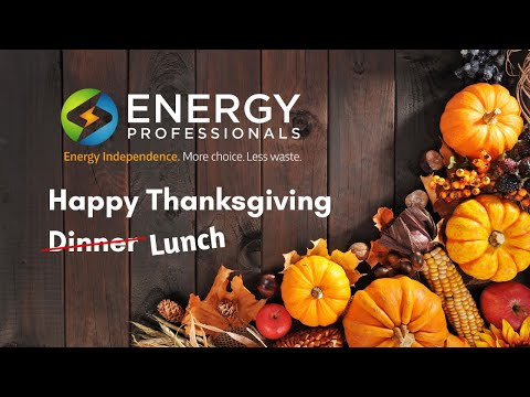 Energy Professionals - Thanksgiving Lunch