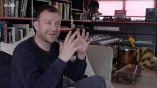 Damon Albarn on playing Glastonbury (1994, 1998, 2009 and 2010)
