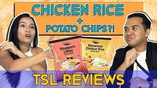 TSL Reviews: INSANE FLAVOURED POTATO CHIPS
