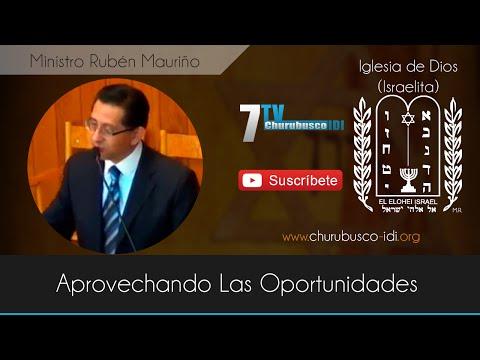 Ministro Rubén Mauriño - Aprovechando Las Oportunidades (15-Nov-2014)