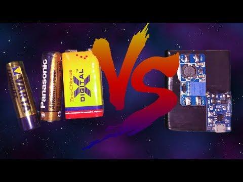 Как перевести на литиевые аккумуляторы транзистор тестер Идея-Полезные советы для работы photo
