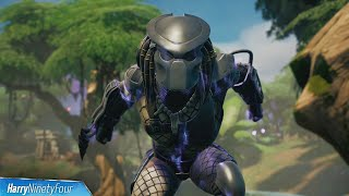Defeat Predator Location (Predator Boss Fight) - Fortnite