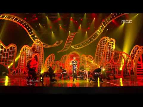 BOA - Hurricane Venus, 보아 - 허리케인 비너스, Music Core 20100828